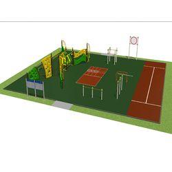 Площадка ГТО 3.1.2. (I ступень)