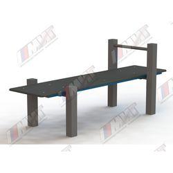 Скамья для пресса прямая