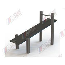 Скамья для пресса наклонная