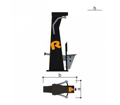 Тренажер «Разведение рук» Romana 207.46.10