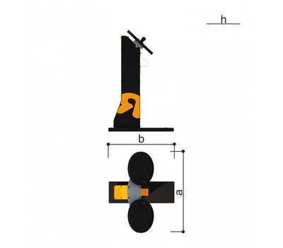 Тренажер для укрепления рук Romana 207.40.10
