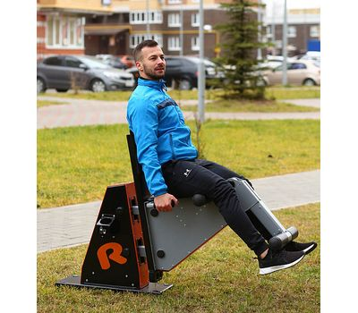 Тренажер «Разгибание ног» Romana 207.49.10
